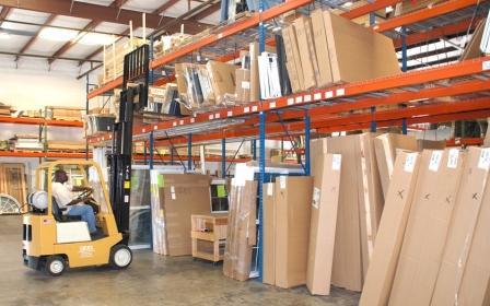 Warehouse 20Interior